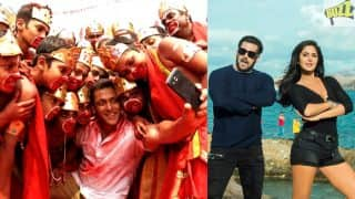 Swag Se Swagat to Selfie Le Le Re; Here is a Compilation of Salman Khan's Spunkiest Songs