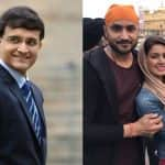 Sourav Ganguly and Harbhajan Singh's Twitter Exchange Proves Their Friendship Off Field is Not-Out