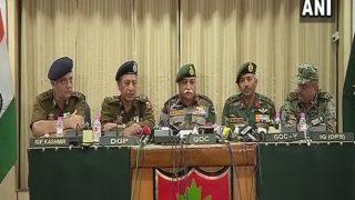 कश्मीर में लश्कर के शीर्ष नेतृत्व का सफाया, 2017 में मारे गए 190 आतंकीः जे.एस. संधू