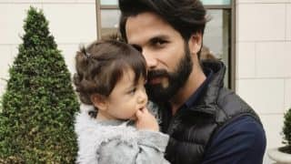 Shahid Kapoor: I'm Not Going To Be Able To Be Very Logical Or Practical About Misha