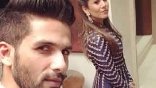 Shahid Kapoor Shares A Selfie With Mira Rajput Before Heading For A Night Out But Where Is Misha Kapoor?