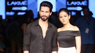 Is Mira Rajput Choosing Scripts For Shahid Kapoor?