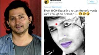 Shirish Kunder Shuts Down Twitter Troll Who Photoshopped His Image Into a Woman
