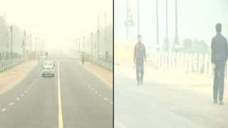 Delhi Smog: Officials Surrender, Say 'Only God Can Save us' as Pollution Level Scales 12 Times Above Recommended Limit