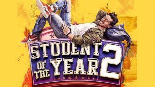 First poster of Student Of The Year 2 released  'स्टुडेंट ऑफ द ईयर-2' में हुई टाइगर श्रॉफ की एंट्री, देखें पोस्टर