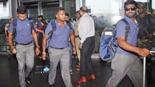क्रिकेट सीरीज के लिए कोलकाता पहुंची श्रीलंकाई टीम, जानिए क्या है पूरा शेड्यूल