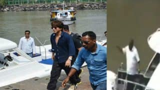 MLC Jayant Patil Reveals How Shah Rukh Khan Caused 'Inconvenience' To The Crowd- Watch Video