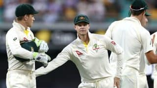Steve Smith Backed up by Moises Henriques For Supporting Cameron Bancroft in Sandpaper Gate