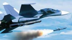 BrahMos Supersonic Cruise Missile Successfully Test-fired From Sukhoi-30MKI Fighter Jet