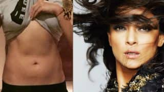 Sushmita Sen Posted A Pic Of Her Abs And Soon Was Flooded With Marriage Proposals