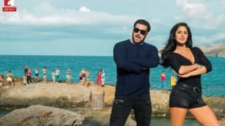 Tiger Zinda Hai Song Swag Se Swagat Still: Salman Khan And Katrina Kaif Twin In Style