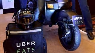 Uber Launches Mobile Food Delivery App Ubereats in Hyderabad