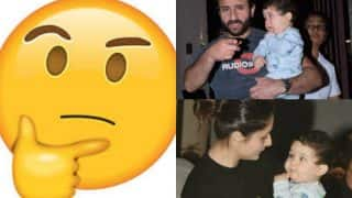 Taimur Ali Khan, Aaradhya Bachchan, Abram Khan, Misha Kapoor - Which Emojis Do These Star Kids Resemble?