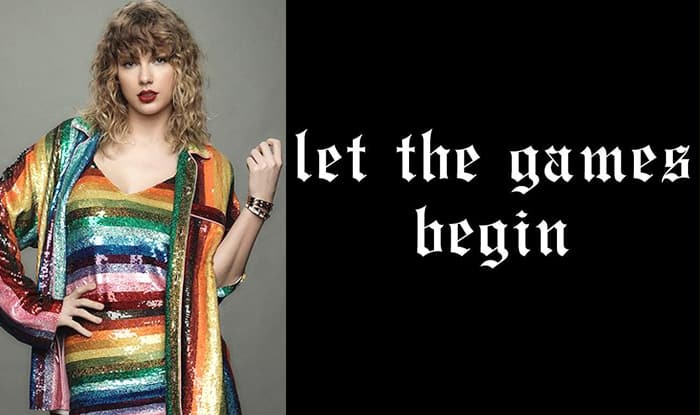 Image: Taylor Swift Instagram