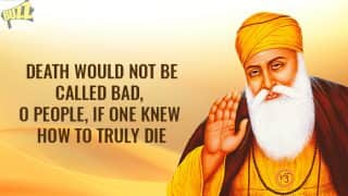Guru Nanak Quotes on Gurpurab 2017: Celebrate First Sikh Guru's 548th Birth Anniversary With His Thoughtful Sayings