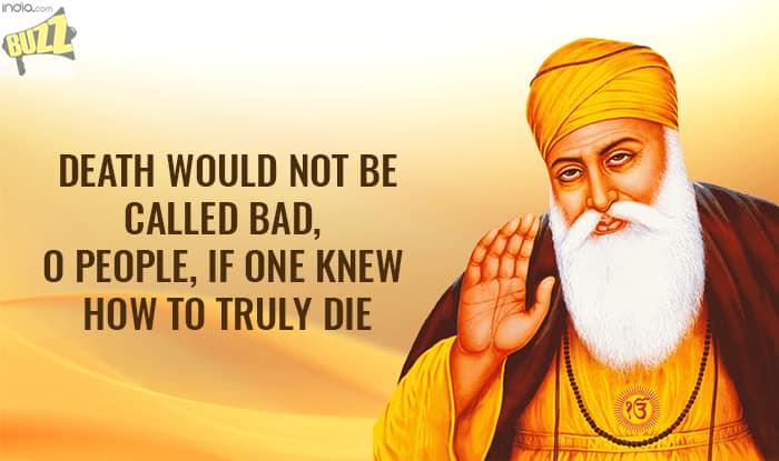 guru nanak quotes on gurpurab 2017 celebrate first sikh guru s