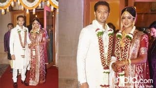 Ajay Devgn's Onscreen Daughter And Kapil Sharma's Firangi Co-star Ishita Dutta Ties The Knot With Vatsal Seth (View Pics)