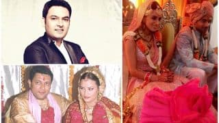 Kapil Sharma To Make Hollywood Debut, Rinku And Kiran Karmarkar's Marriage In Trouble, Smriti Khanna And Gautam Gupta Get Hitched: Television Week In Review