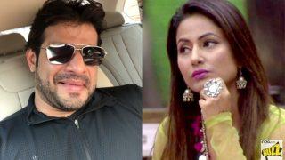 Seven Non Bigg Boss 11 Celebrities Who Have Slammed Hina Khan Publicly