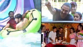 Aamir Khan, Kiran Rao Play Perfect Parents; Take Son Azad To A Theme Park For His 6th Birthday (View Pics)