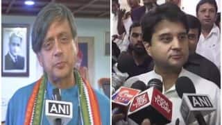 Shashi Tharoor Should Study History, Says Jyotiraditya Scindia on 'Maharaja' Remark