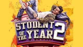 Student Of The Year 2 Poster OUT: Tiger Shroff Is The New Student To Make The Ladies Go Weak In The Knees