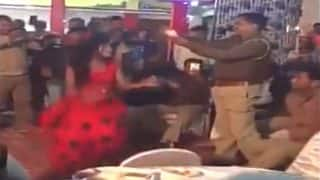 UP Police Constable Showers Money on Dancer in Gonda, Suspended; Video Goes Viral