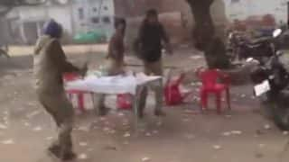Uttar Pradesh Urban Local Body Elections 2017: Scuffle Breaks Out Over Names Missing in Voter List in Barabanki, Police Lathicharge Locals