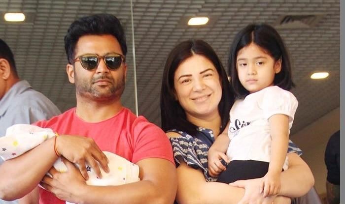 naqaab actress urvashi sharma and husband sachin joshi