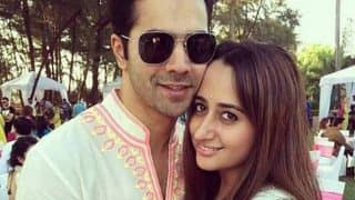 All Good Between Varun Dhawan And Girlfriend Natasha Dalal - Read Details