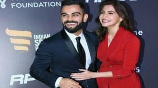 Virat Kohli and Anushka Sharma Walked Down The Red Carpet of The Indian Sports Honours Award Ceremony