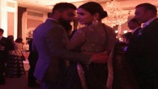Virat Kohli, Anushka Sharma Steal Limelight at Zaheer Khan's Wedding Function