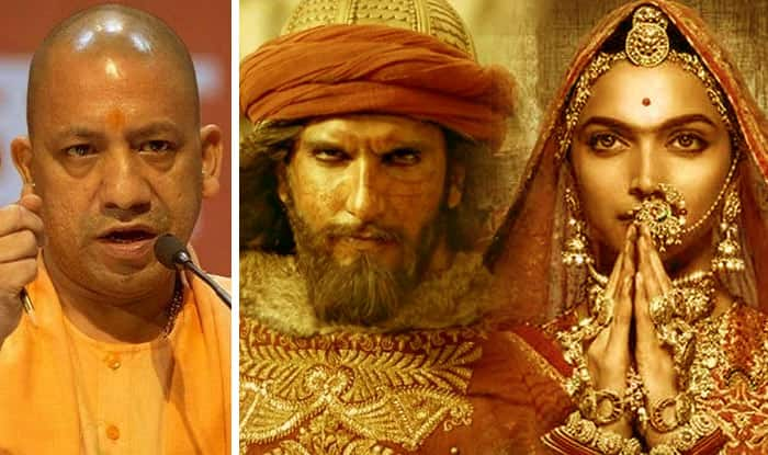Threats to Bhansali, Deepika wrong: Adityanath