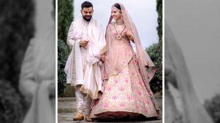 Anushka Sharma - Virat Kohli Wedding: It Took 67 Karigars And 32 Days To Make The Actress's Lehenga