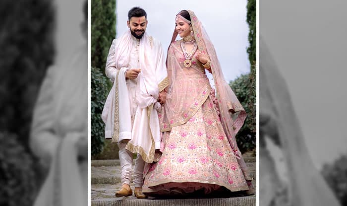 Anushka Sharma Virat Kohli Wedding It Took 67 Karigars