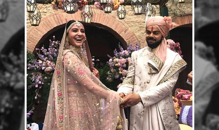 Virat Kohli Wedding.Revealed Details Of The Food Served At Anushka Sharma Virat