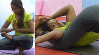 Guinness World Record: Kavitha Bharanidaran Creates Record for Performing Yoga Continuously For More Than 105 Hours