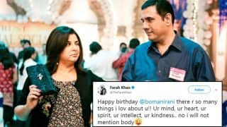 Farah Khan had a Quirky Birthday Wish for Boman Irani, Their Twitter Banter is Winning the Internet