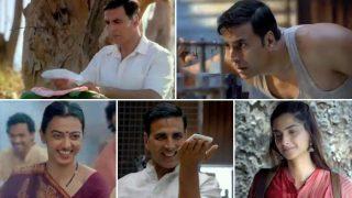 akshay kumar irritates co stars and team mates with prank watch video | असल जिंदगी में 'पैडमैन' नहीं 'प्रैंकमैन' हैं अक्षय कुमार, सेट पर करते हैं को- स्टार्स को परेशान!