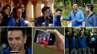 Rahul Dravid Spends a Day With Google Pixel 2, Video Goes Viral