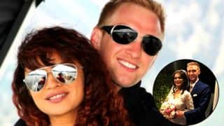 Aashka Goradia And Brent Goble Exchange Vows And Seal The Deal In A Dreamy Church Wedding - View Pics And Videos