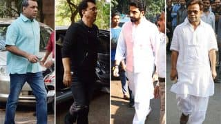 Neeraj Vora Funeral: Abhishek Bachchan, Paresh Rawal Bid The Actor-Writer-Director A Final Goodbye; Akshay Kumar Gives It A Miss
