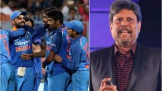 मौजूदा भारतीय टीम किसी को भी हरा सकती है: कपिल देव