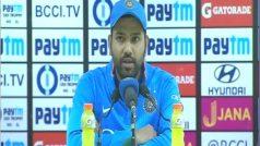 IND vs SL: रोहित शर्मा ने हार के लिए बल्लेबाजों को दोषी ठहराया