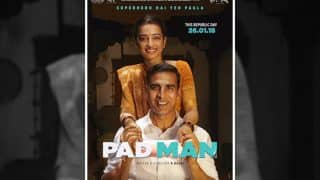 PadMan Box Office Collection Day 5: Akshay Kumar-Radhika Apte Starrer Rakes In Rs 52.04 Crore