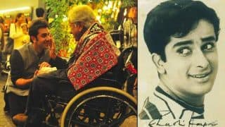 Shashi Kapoor And Ranbir Kapoor's Throwback Picture Will Choke You Up
