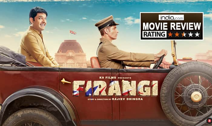 Firangi Movie Review: Kapil Sharma's Desi Charm Effortless Acting Make The Film an Entertaining Watch
