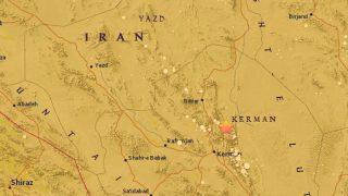 6.0 Magnitude Earthquake Hits Iran's Kerman, No Casualty Reported