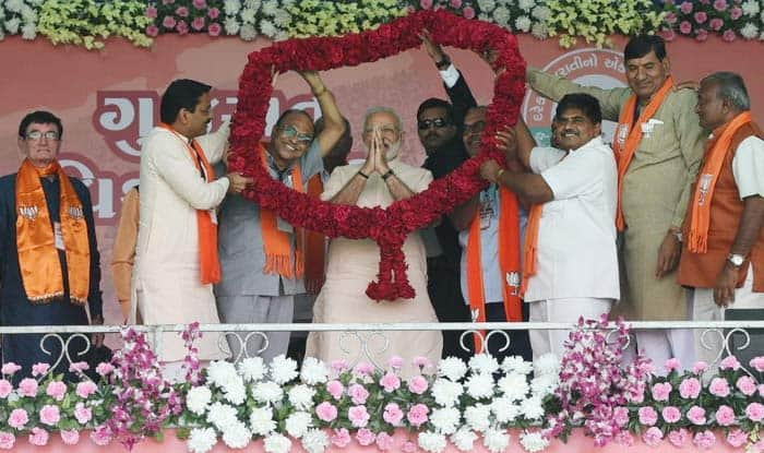 Modi to return to Gujarat on December 3-4