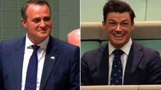 Australian Lawmaker Tim Wilson Proposes to Gay Partner Ryan Bolger in Parliament During Same-Sex Marriage Debate, Video Goes Viral